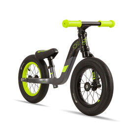 s'cool pedeX 1 Kids Push Bikes Children grey/black